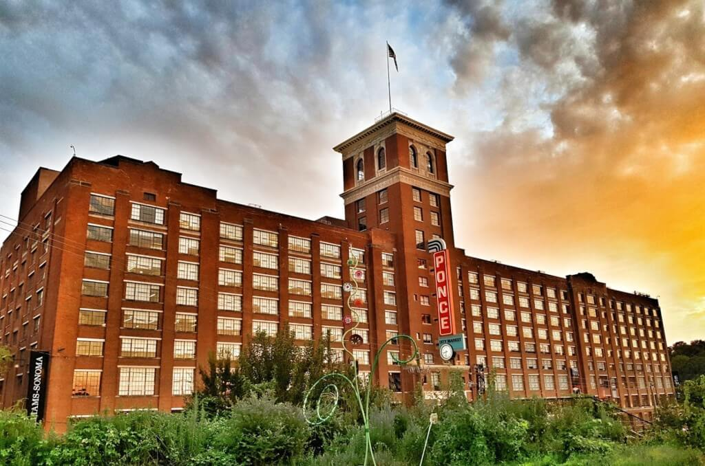 Ponce City Market things to do in atlanta