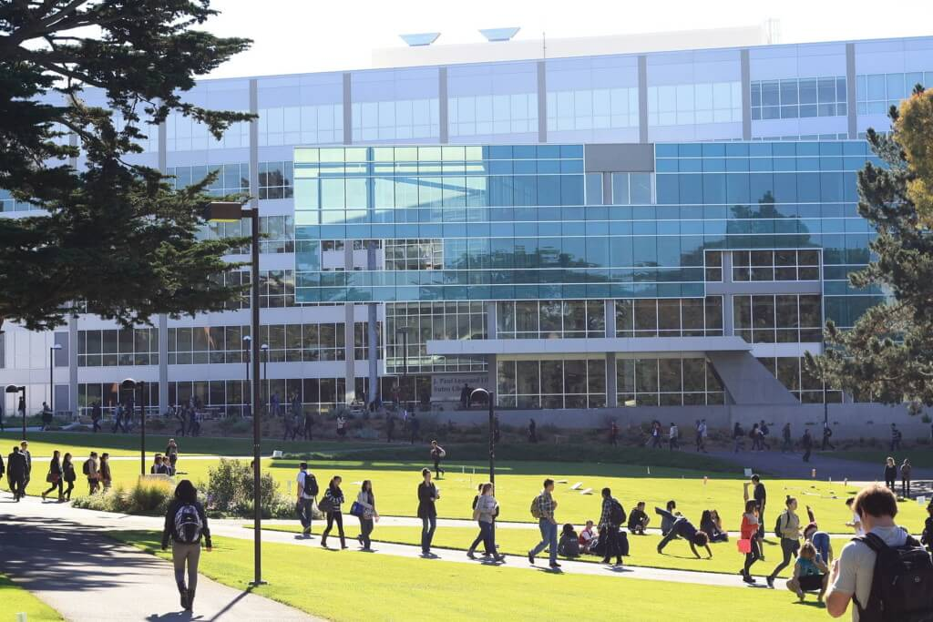 san fran state colleges in san francisco