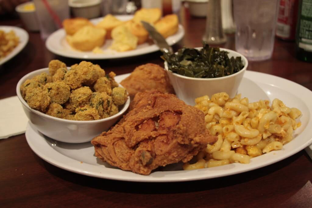 Soul Food things to do in atlanta