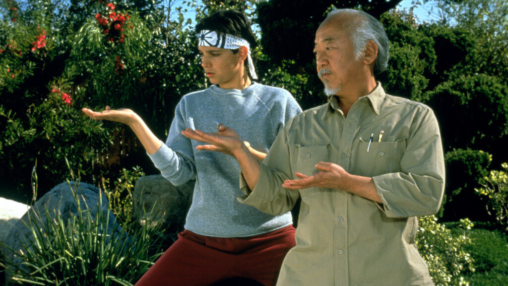 karate kid why do you have to take gen eds