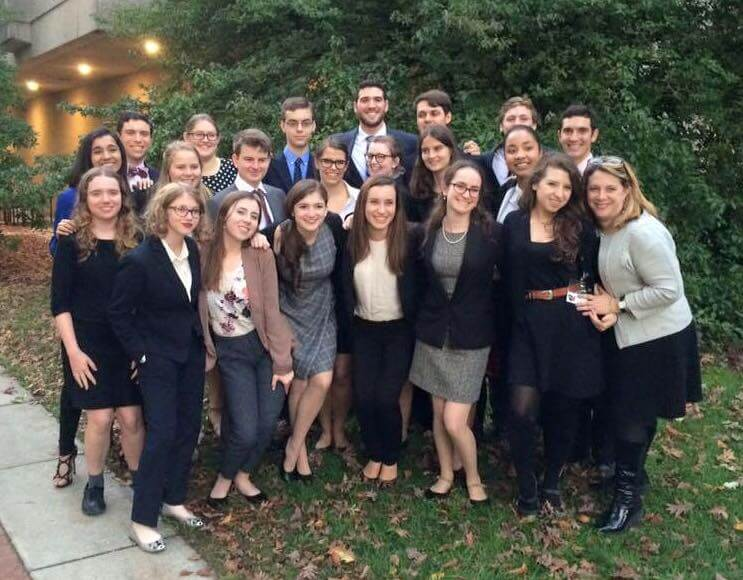 haverford college mock trial