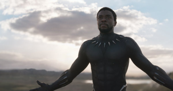 avengers characters black panther