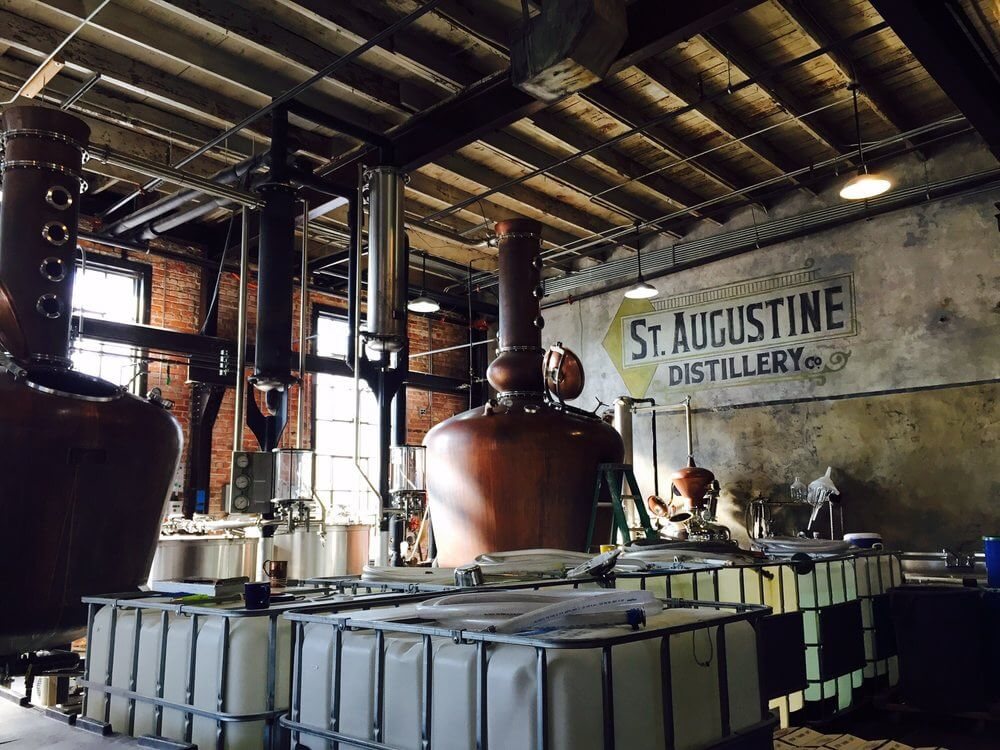 things to do in st. augustine distillery