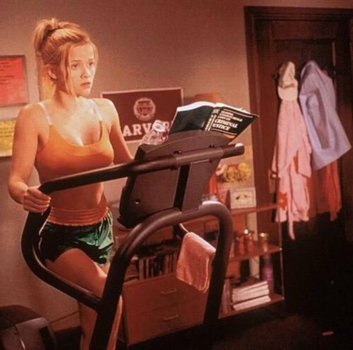 what motivates you treadmill