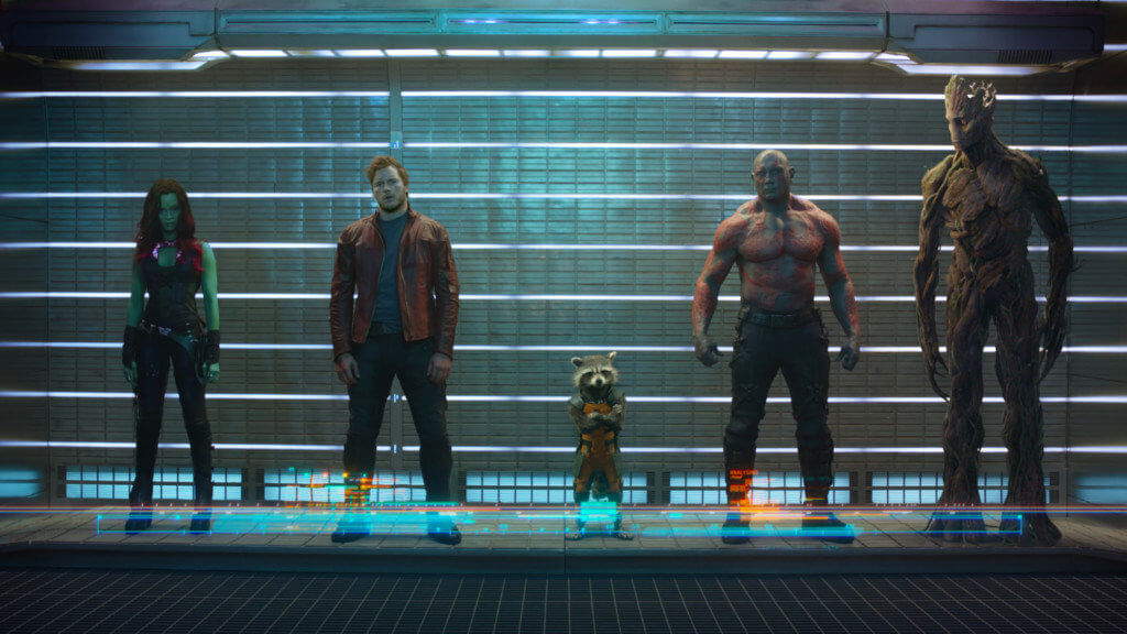 avengers characters guardians