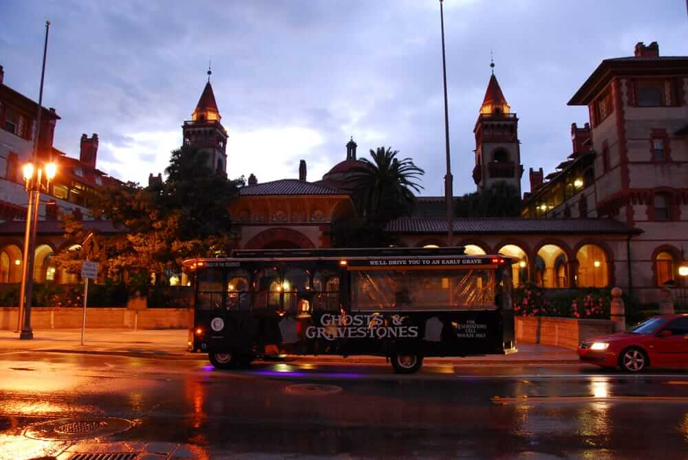 things to do in st. augustine tour