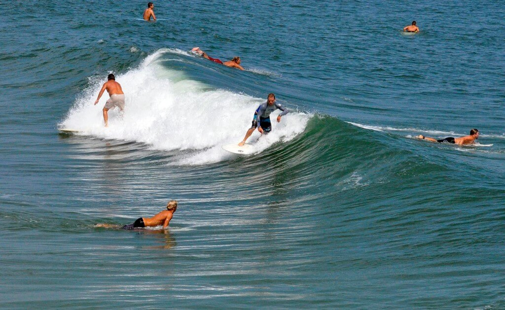 surf north carolina