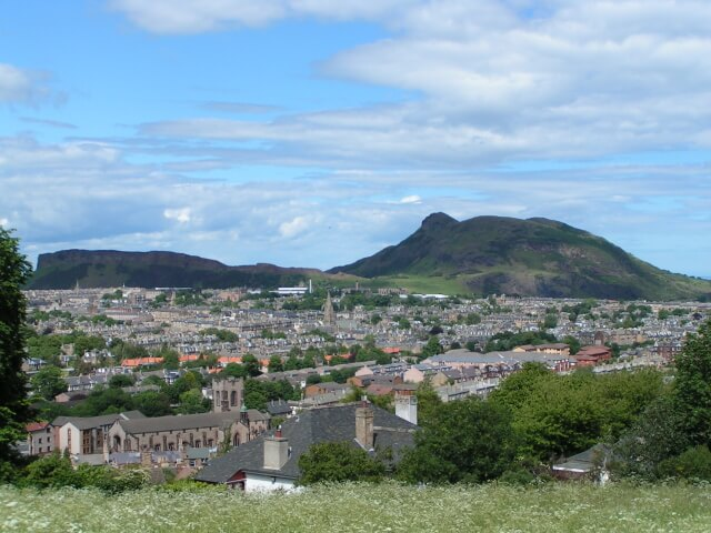Blackford Hill things to do in Edinburgh Scotland
