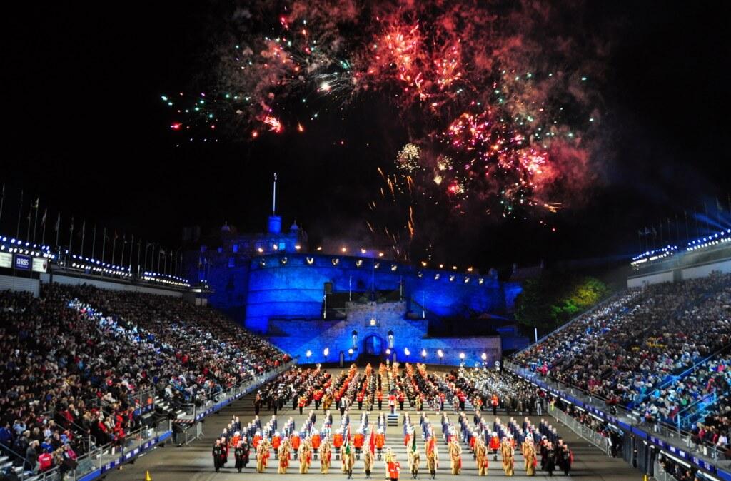 Fringe Festival Show Edinburgh Scotland