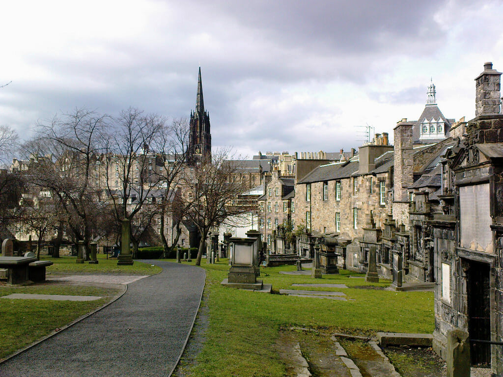 greyfriars kirkyard things to do in edinburgh Scotland