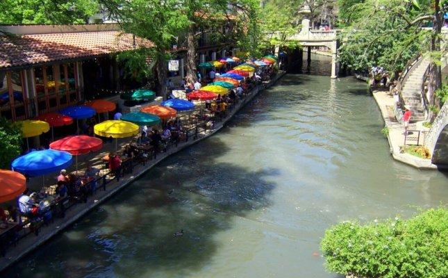 Casa Rio along the Riverwalk, where students often go to eat.