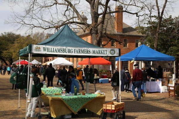 things to do in williamsburg farmer
