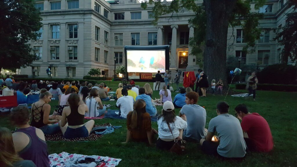 film things to do in iowa city