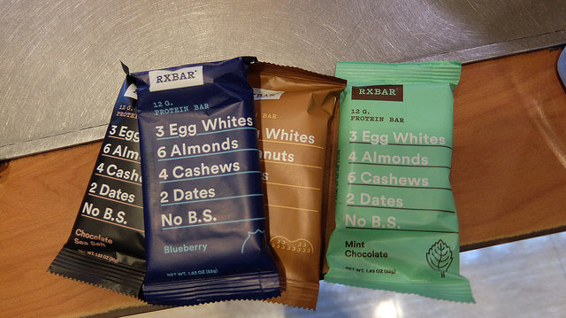 RXBAR Granola Bar Picture