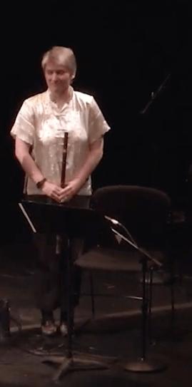 Professor, Helen Rees, UCLA