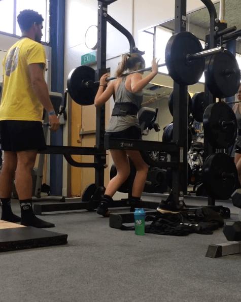 gym, Massey, weights, lifting