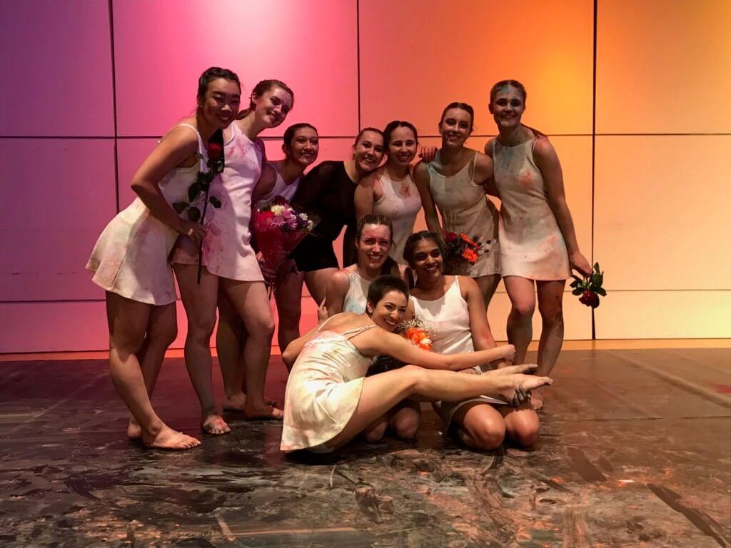 bryn mawr college dance