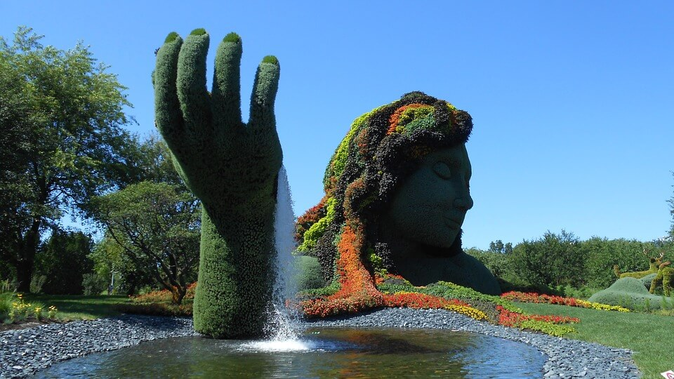 things to do in montreal botanical