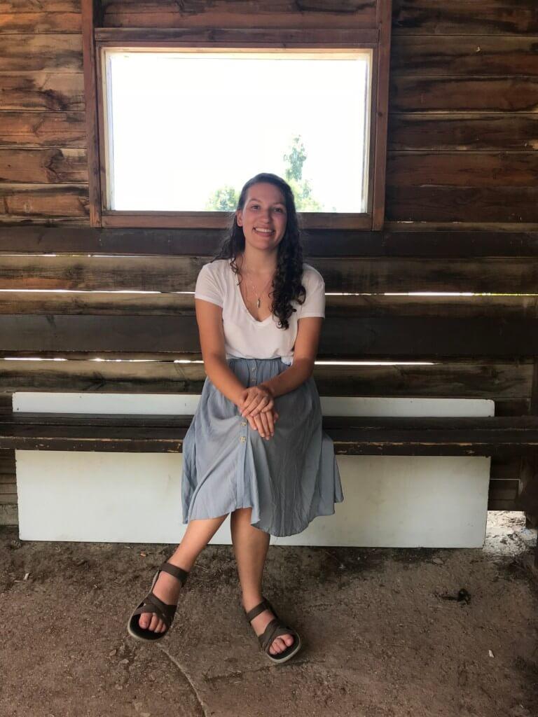 College Magazine Editor Becca Masch