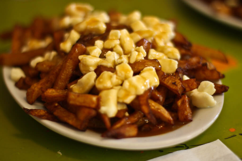 things to do in montreal poutine