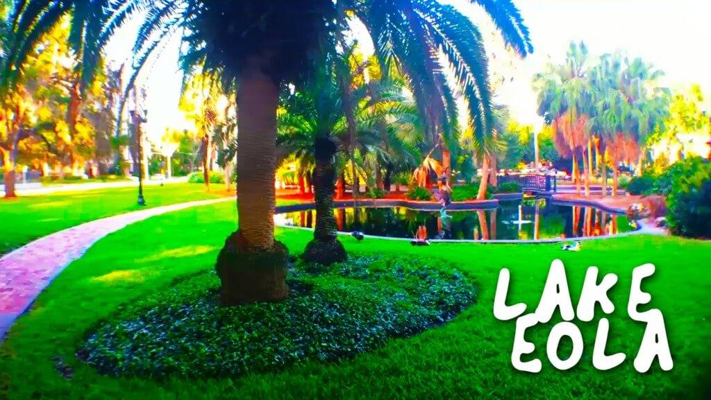 Date spots in Orlando
