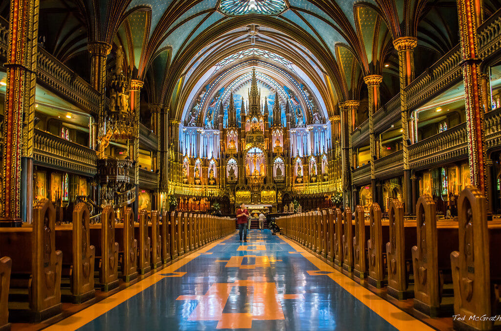 things to do in montreal cathedral