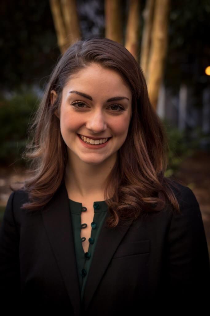 College Magazine Editor Alexandra Blackwell