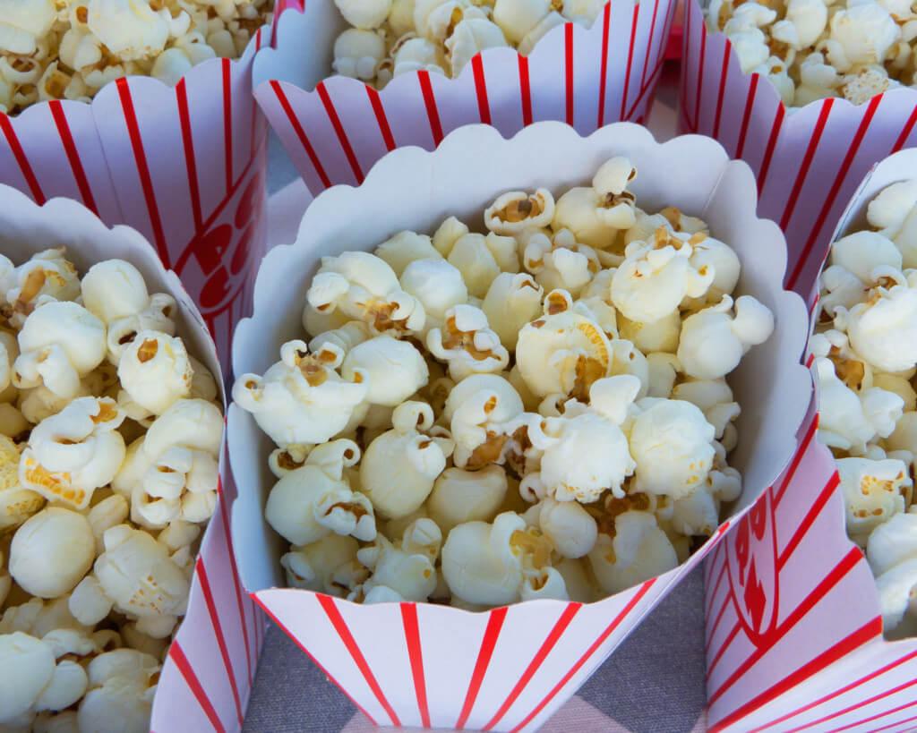 popcorn, movie nights