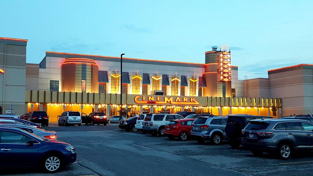 plano, movie theater
