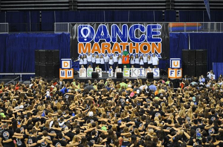 dance marathon, uf