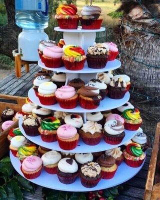 Crushcake cupcakes in Santa Barbara