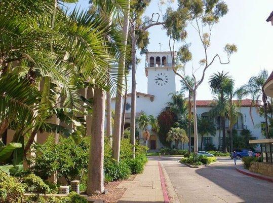 Downtown Santa Barbara