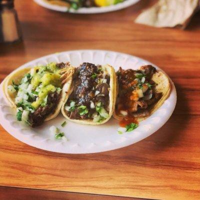 Lilly's Tacos at Santa Barbara
