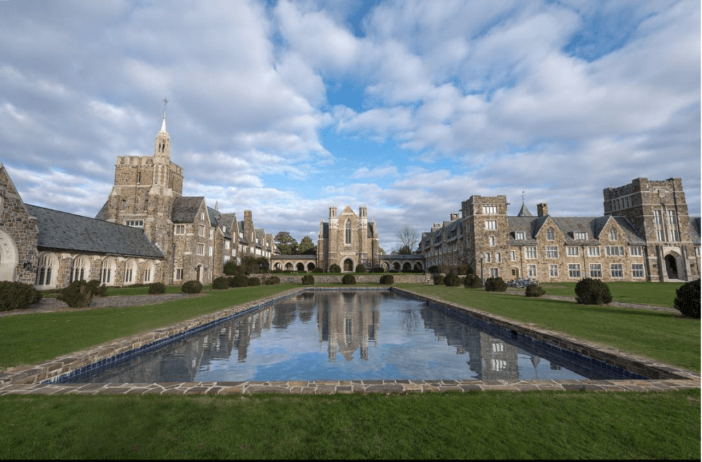 berry college most beautiful campuses 2018