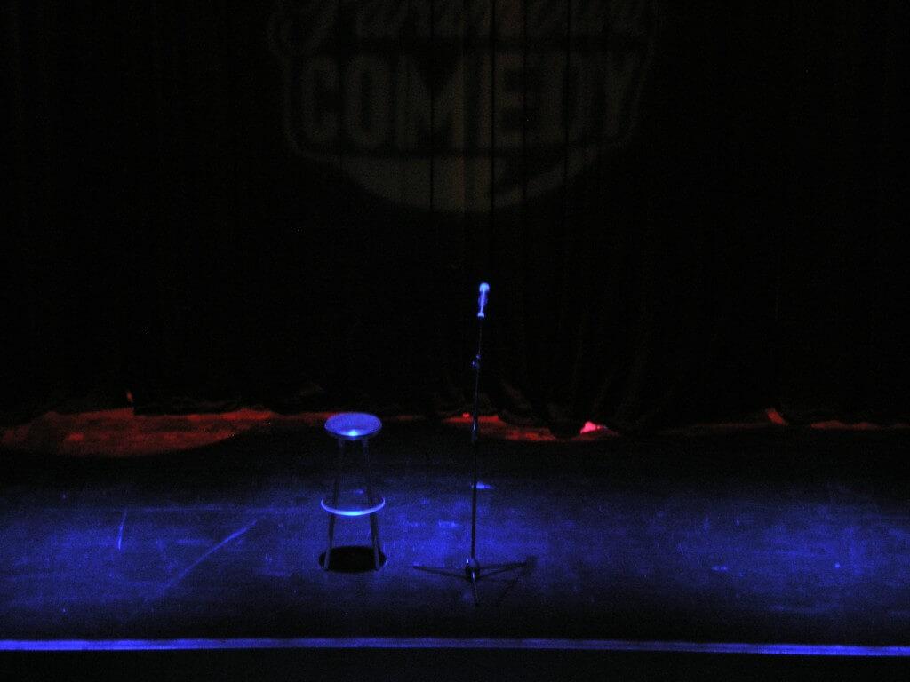 comedy bucknell