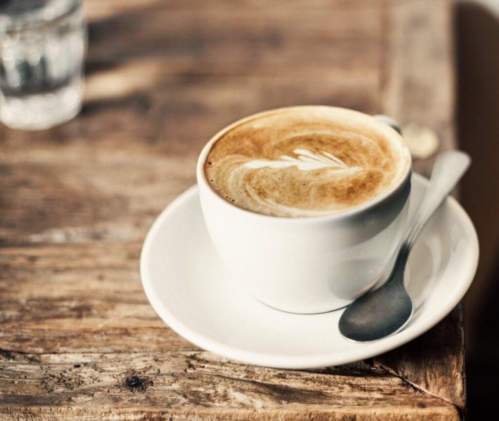 plano, coffee