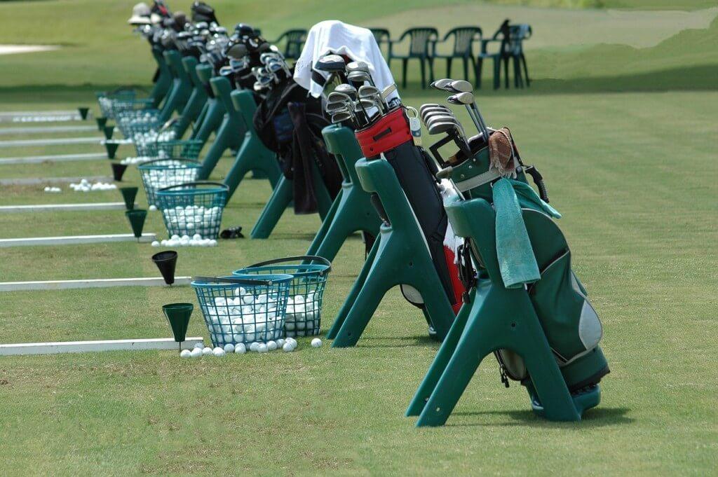 golf school club