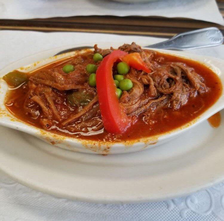 latin american food