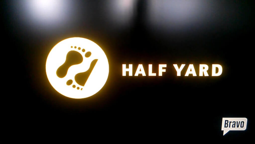 half yard productions