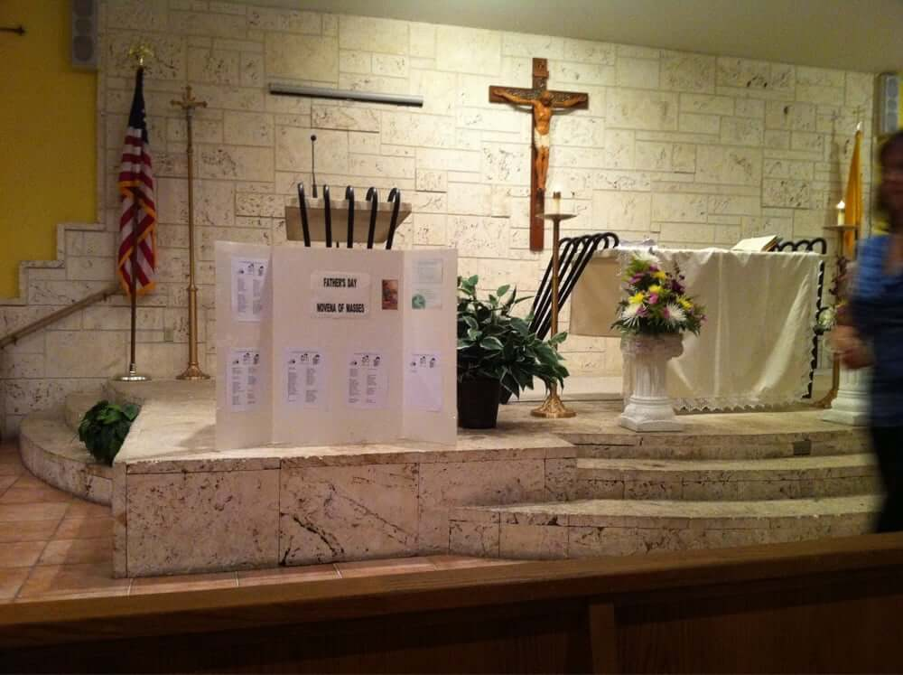 sacred heart church things to do in homestead fl