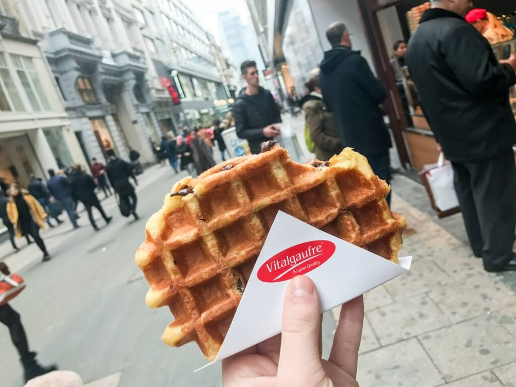 Belgian Waffles Best things to do in brussels