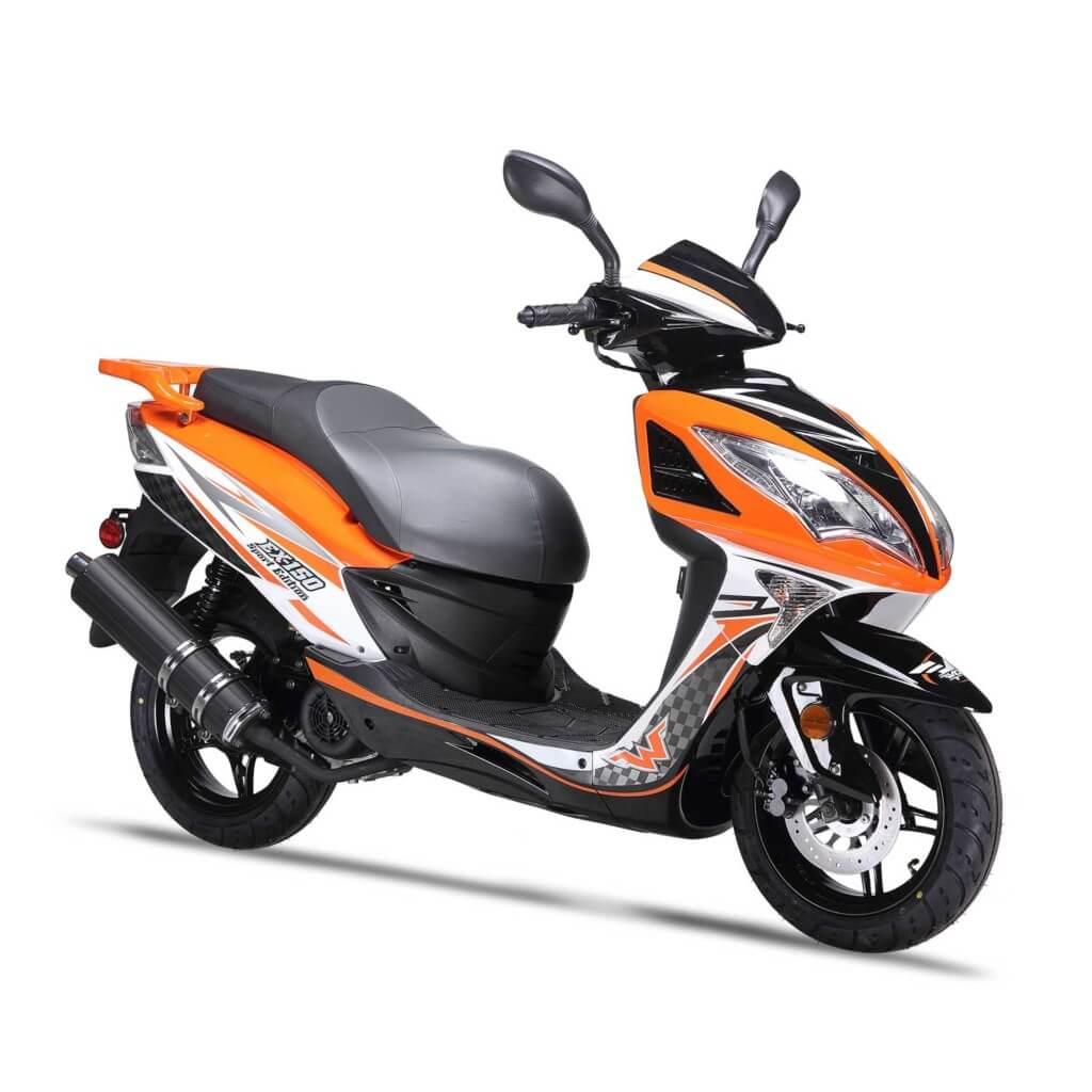 wolf ex 150 best scooters