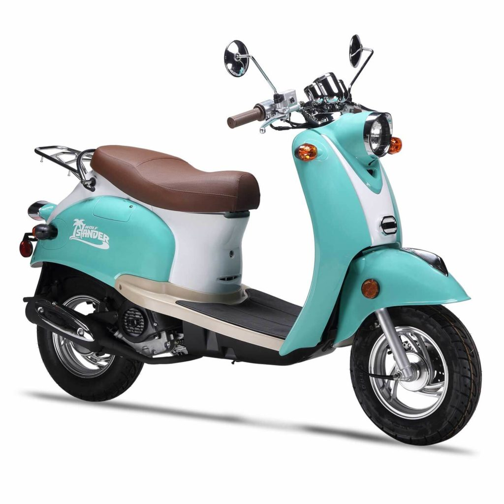 wolf brand scooters islander