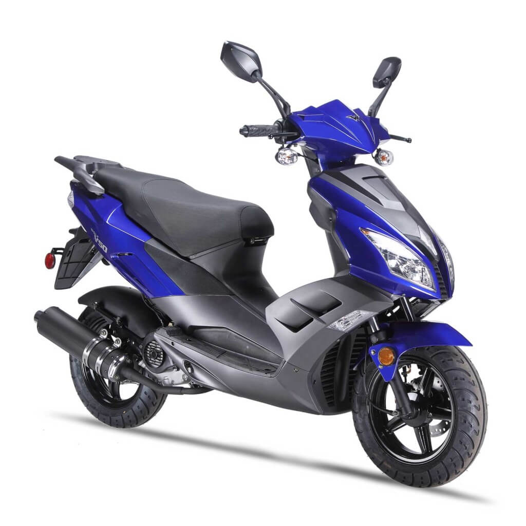 wolf v150 best scooters