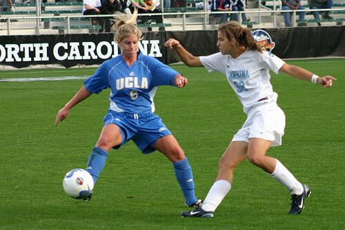 ucla women's soccer