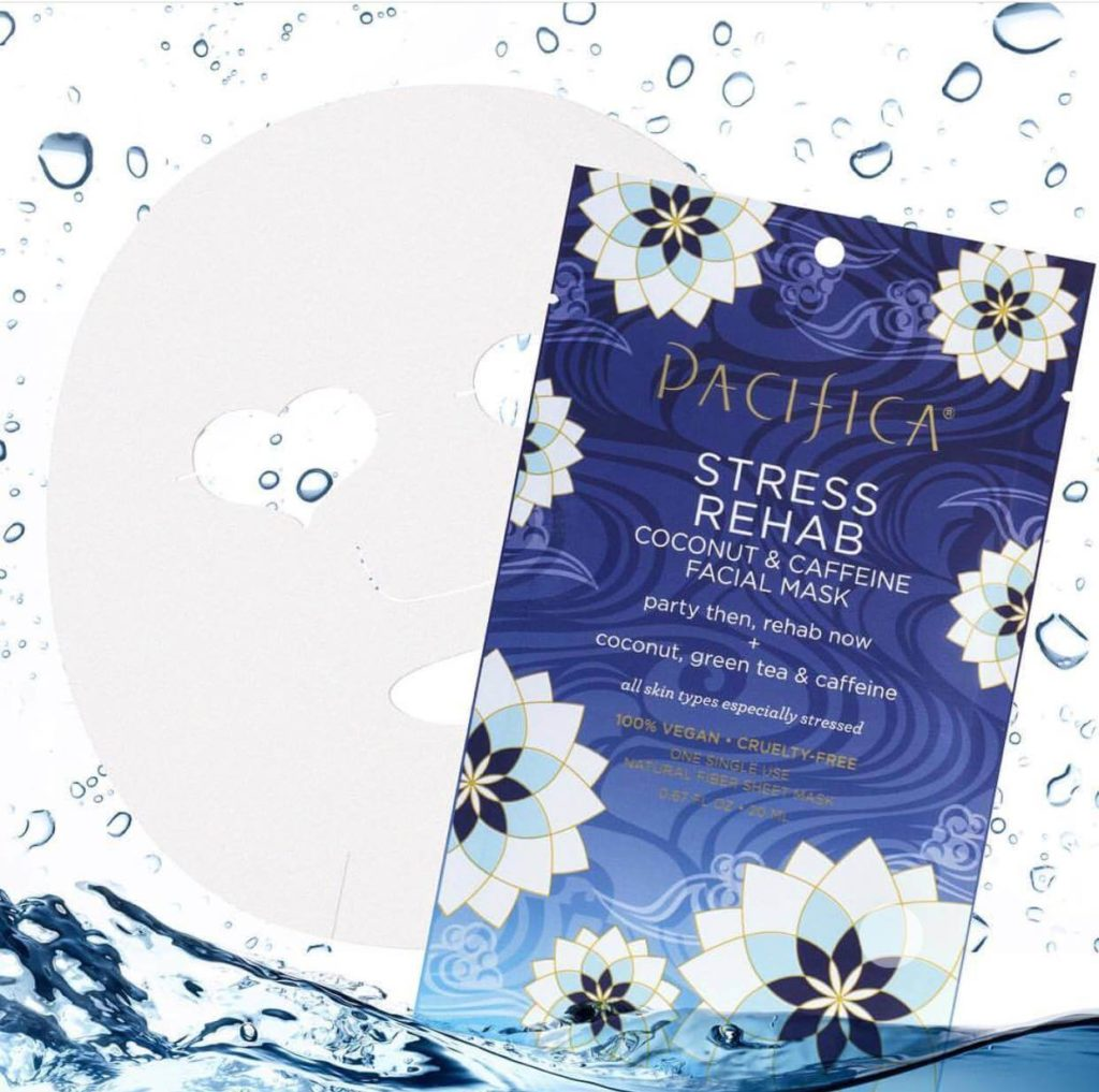 Pacifica Stress Rehab Mask