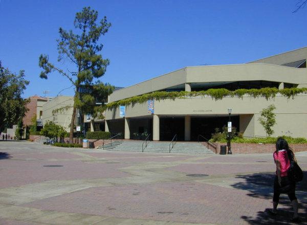 John Wooden Center