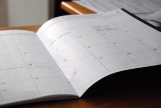 student tips- calender