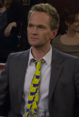 Ducky Tie Barney