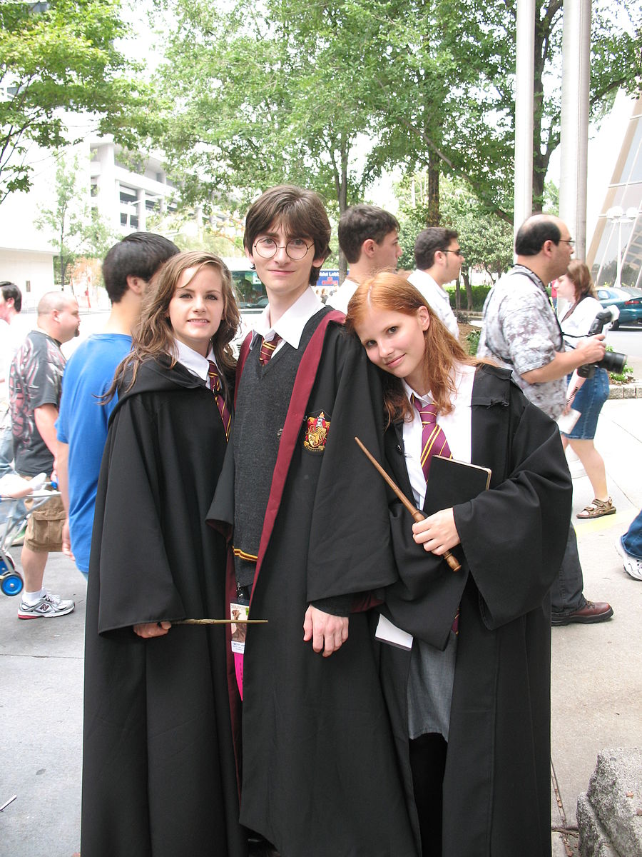 harry potter diy costume
